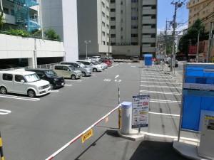 駐車場(第2)①